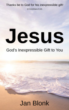 Jesus: God's Inexpressible Gift